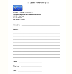 referralslip