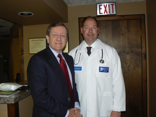 Sedation Dentistry Michigan with ABC News Brian Ross